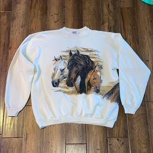 Vintage Horse Shirt